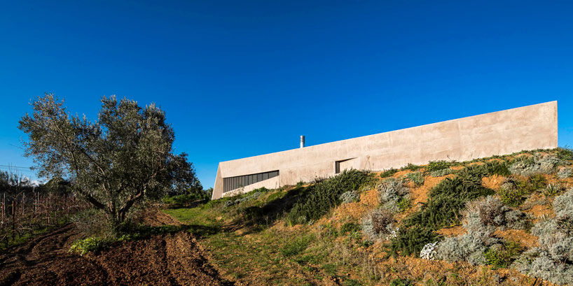 Tense Architecture Network: Residence In Sikamino, Greece