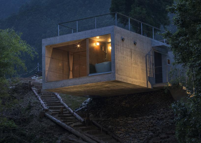 Masato Sekiya Embeds A Modern Fishing Cabin Into The Tens