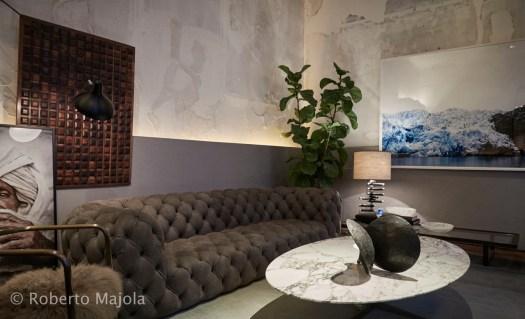Sala do apartamento - Tenório