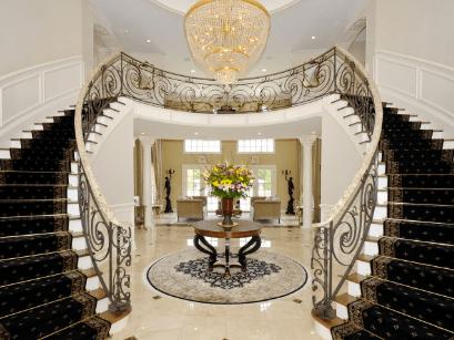 Stair Luxury Home Design Build Buildings