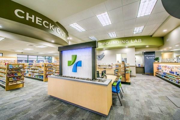 Vic Family Pharmacy Design Build Idaho