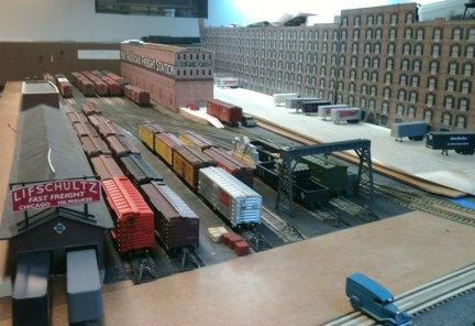 Erie 28th Street Yard