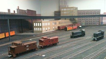 NYC 33rd Street Yard