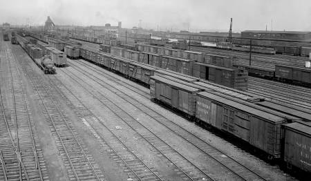 Keefer, Potomac Yards, Alexandria, Va. [Between 1916 and 1917] Image. Retrieved from the Library of Congress, https://www.loc.gov/item/npc2008013406/. (Accessed October 08, 2016.)