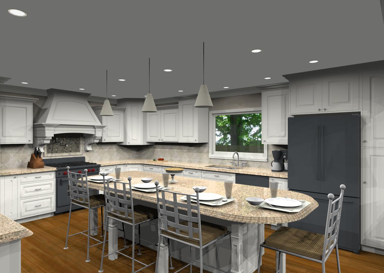 two tier kitchen island countertops different shapes for designs and remodeling