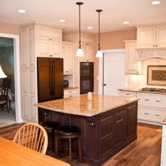 Bronze Kitchen Appliances Trim Oil Rubbed For A Remodel In Nj Remodeled Belle Mead New Jersey 5