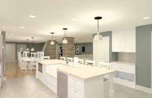 Kitchen And Master Bedroom Addition In Spring Lake Nj 7