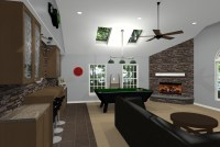 Morris County Kitchen Remodeling and Game Room ...