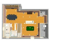 Design Ideas for Basement Remodeling with Game Room and ...