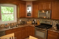 Bathroom and Kitchen Remodeling for a Bi-Level Home ...