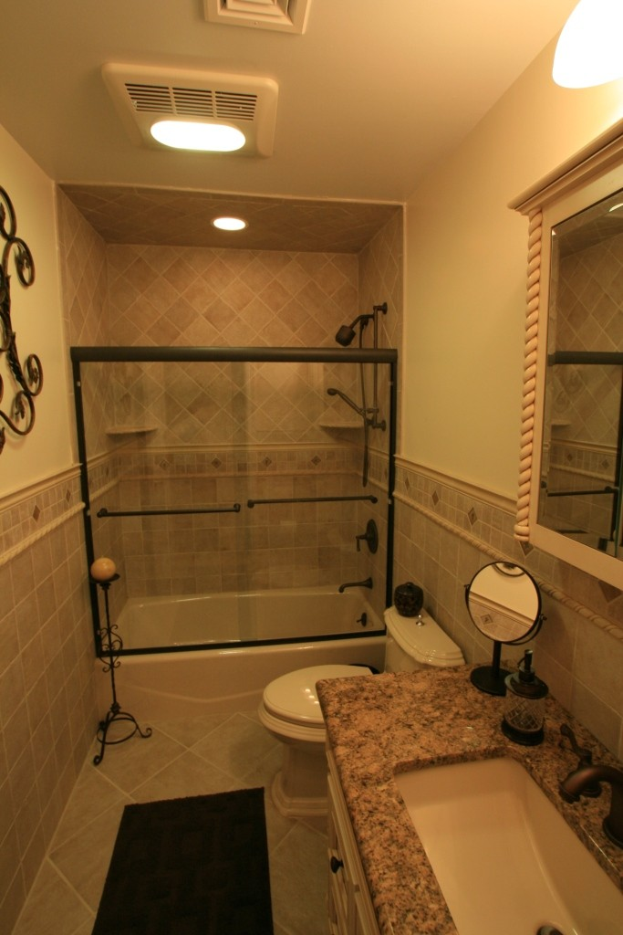Hall Bathroom Price for NJ Remodeling  Design Build Planners