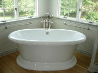 Soaking Tub for a Bathroom Remodel - Design Build Planners