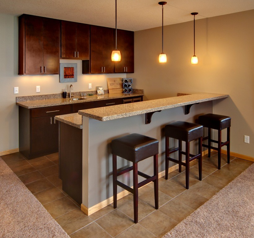 Wet Bars Options and Features  Design Build Planners
