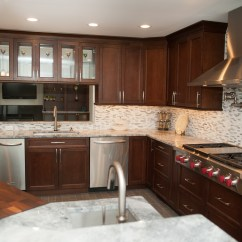 Where To Start When Remodeling A Kitchen Base Cabinets With Drawers Design Build Case Study Gourmet Remodel Morris Nj