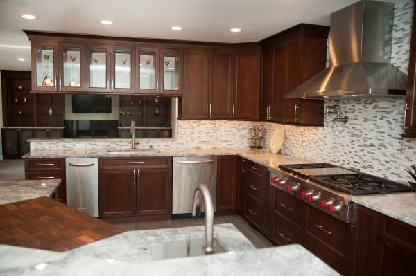 Design Build Case Study - Gourmet Kitchen Remodel Morris NJ