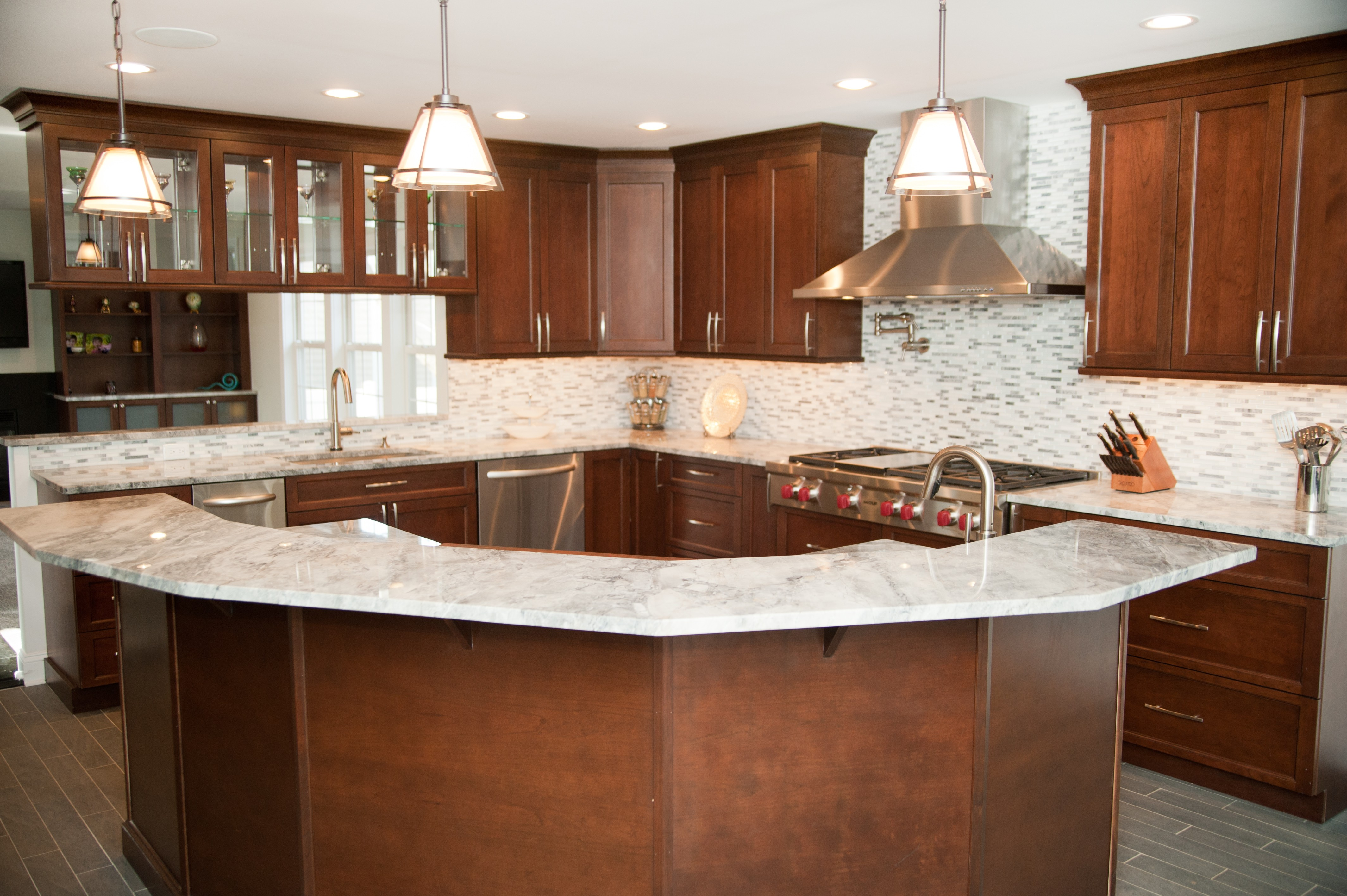 where to start when remodeling a kitchen home depot island lighting design build case study gourmet remodel morris nj