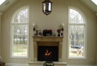 Gas Fireplace vs. Natural Wood Burning Fireplace - Design ...