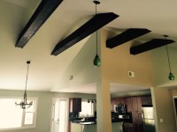 Exposed Ceiling Beams - Design Build Planners
