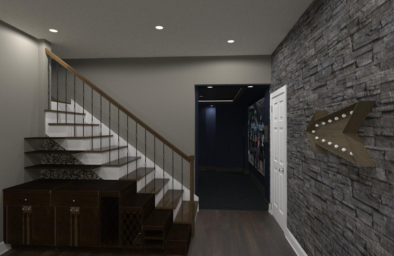 Luxury Basement Designs in Somerset County NJ  Design Build Planners