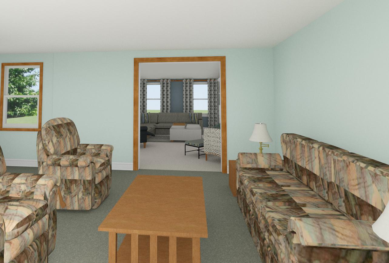 Great Room Addition in Monmouth County NJ  Design Build
