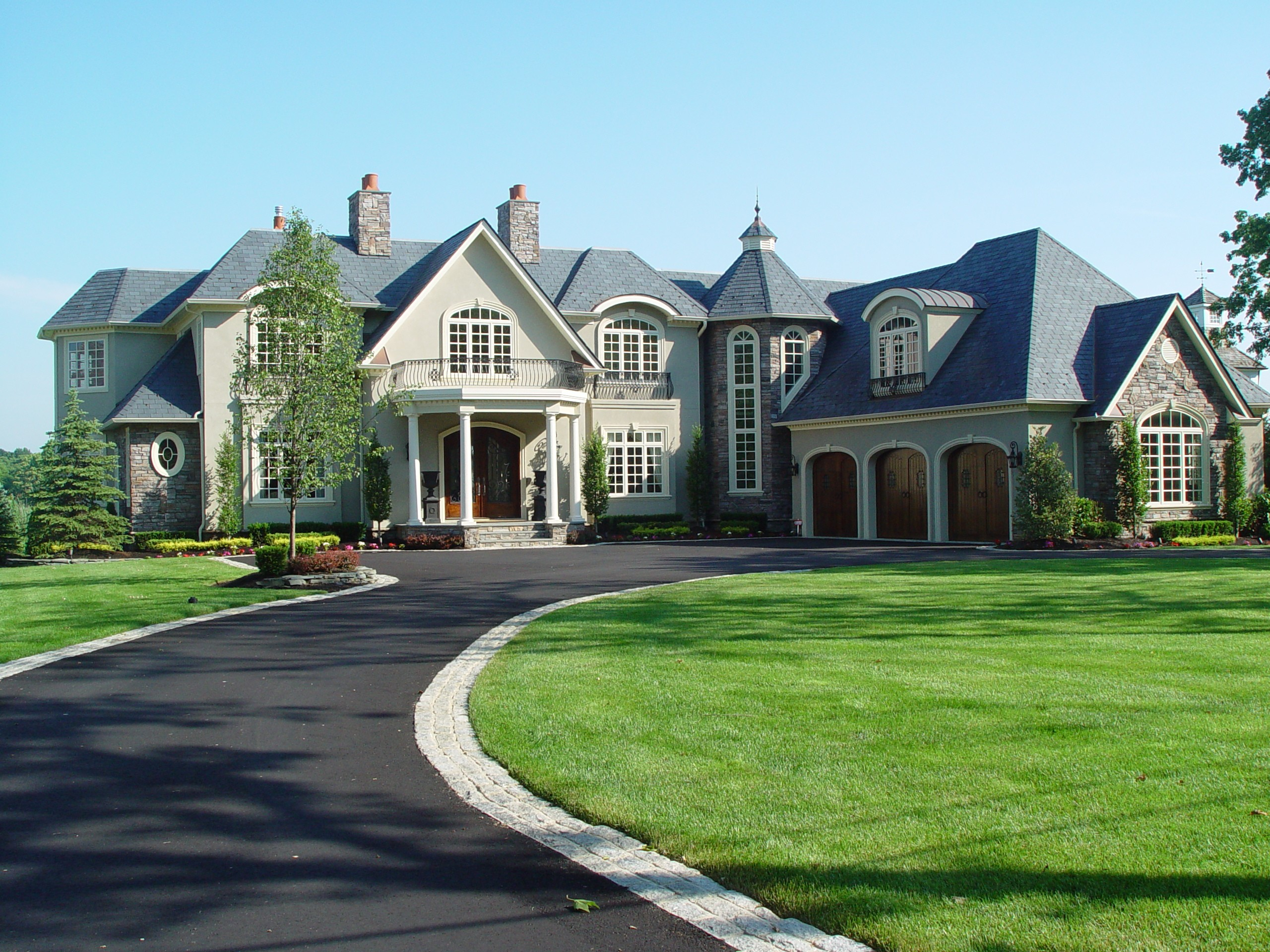 French Provincial Style Home Design Build Pros