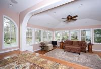 Home Interior Decorative Arches - Design Build Planners