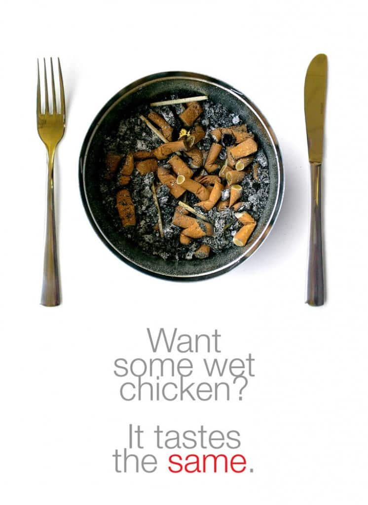 50 Creative Examples Of Anti Smoking Advertisements