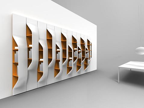 30 Awesome And Innovative Bookshelf Designs DesignBump