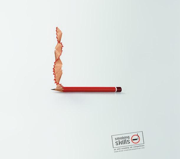 38 Brilliant and Disturbing Anti Smoking Ads DesignBump