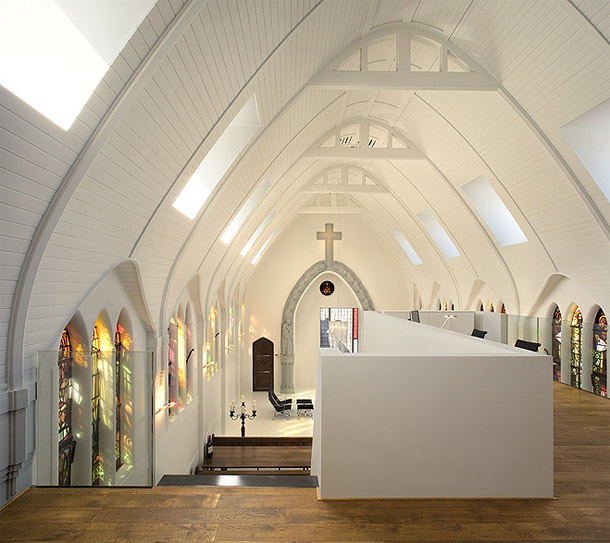 19 Churches Converted Into Modern Family Homes Design Bump