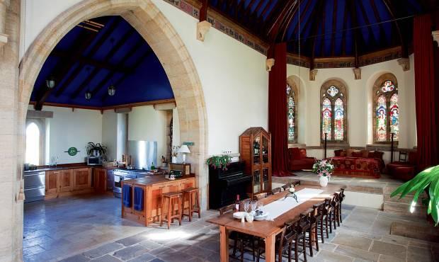 19 Churches Converted Into Modern Family Homes DesignBump