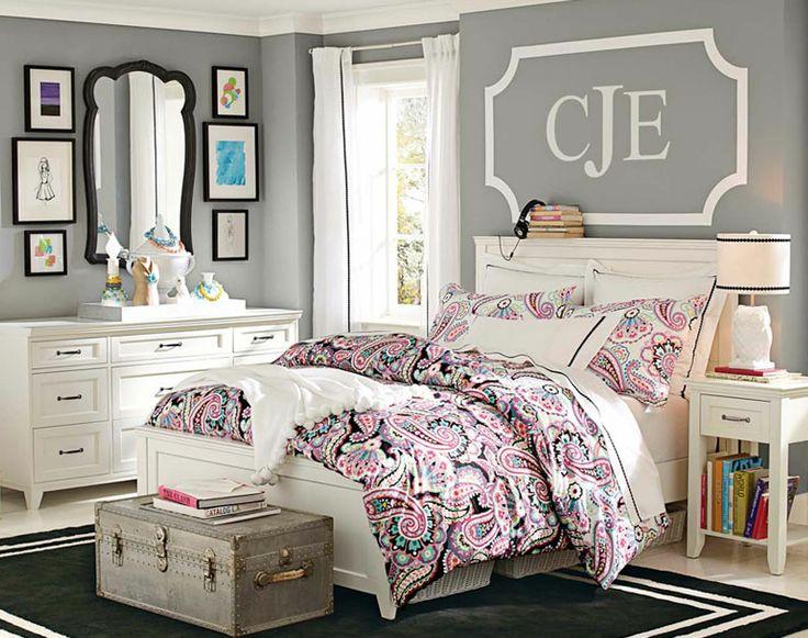30 Smart Teenage Girls Bedroom Ideas DesignBump