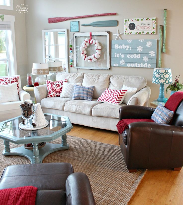 Home Sweet Home Quotes Wallpaper 41 Christmas Decoration Ideas For Your Living Room Designbump