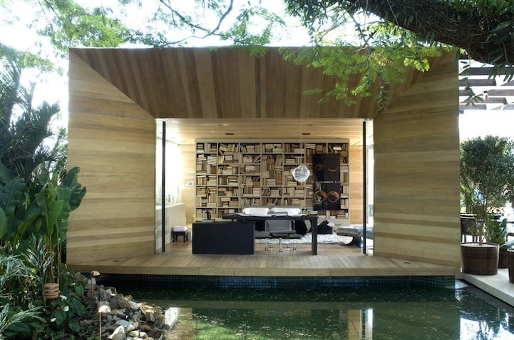 8 Images Of Modern Home Without Walls Or Ceilings DesignBump