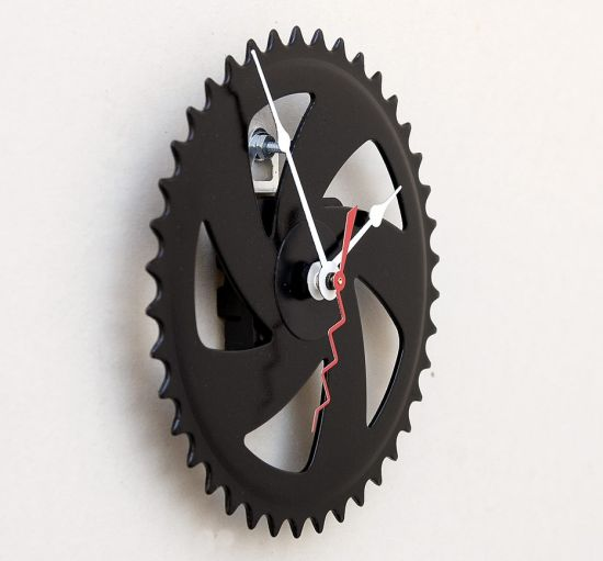 bike gear crank clock 01