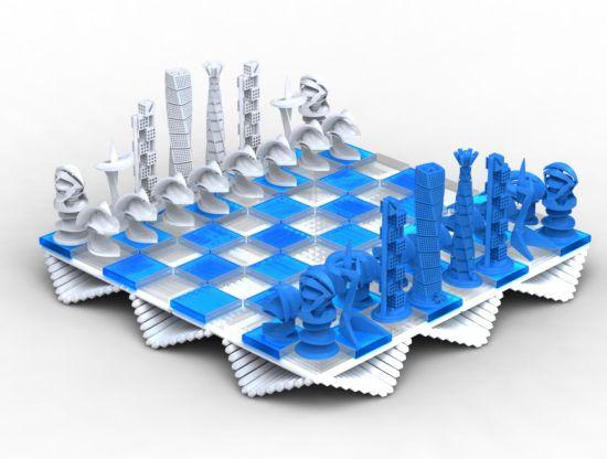 calatrava chess set 05