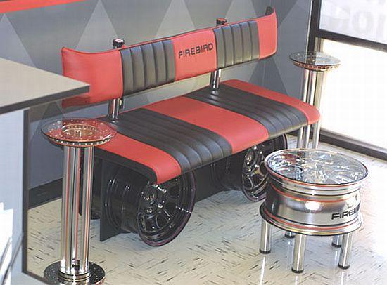 Custom Mmade Car Part Furniture X4fGf 1333