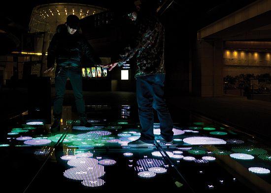 floor that uses kinetic energy 1 2dII6 58