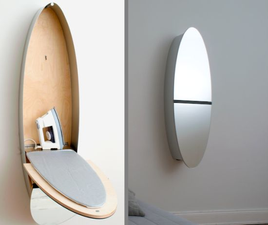 Mirror Ironing Board 01