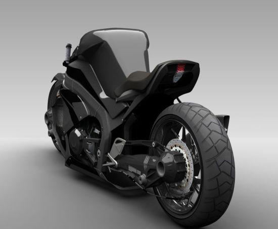 ostoure the super naked bike 04