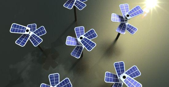 solar cell street lamp 01