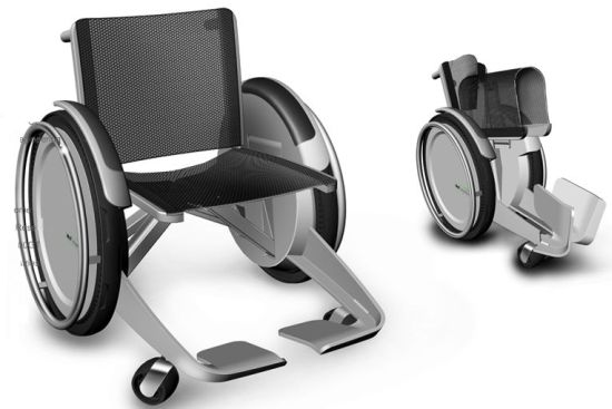 structural foam wheelchair 01