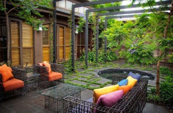 Terrace Garden Ideas Terrace garden design ideas designbuzz terrace garden with outdoor furniture design ideas 2609 sisterspd