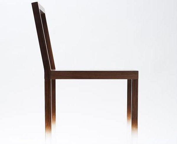 unusual chair legs bistro table chairs 2 furniture that looks like some optical illusion designbuzz japanese designer oki sato and his team have designed an whose disappear as they get closer to the floor it appears if has