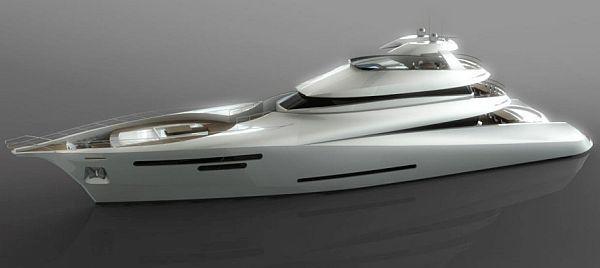 Gran Marlin 46 concept yacht