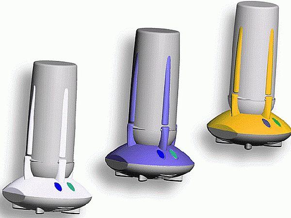 The Inverted Blender