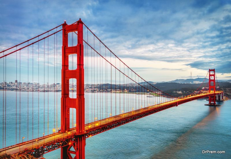 Golden Gate Bridge- United States of America