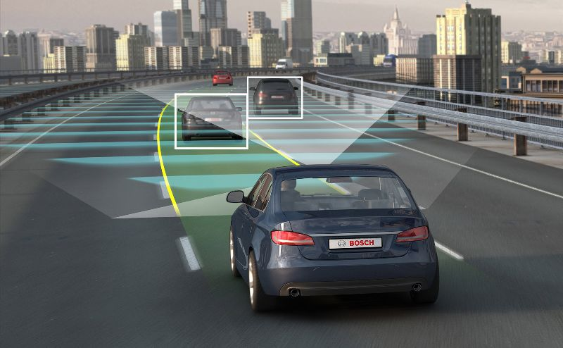Driverless highways and cars