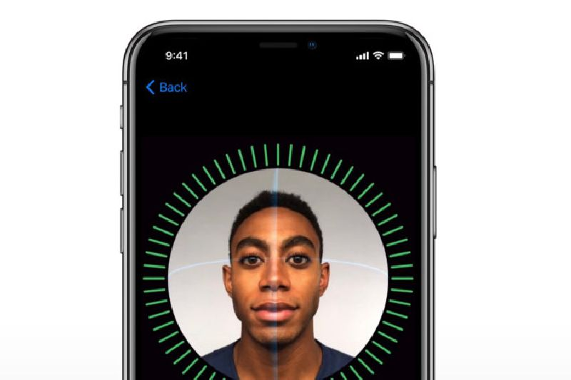 apple's latest face mapping
