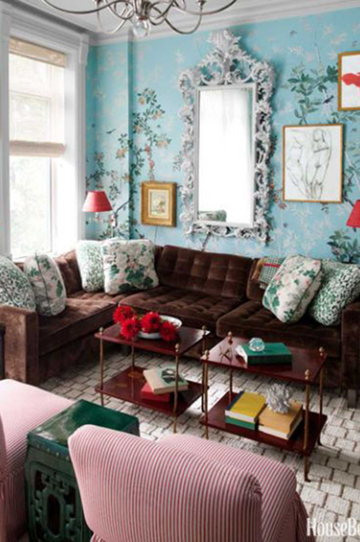 Vintage interior design Achieve a vintage style without the op shop look